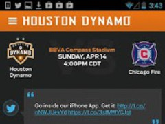 Houston Dynamo 1.0.0 Screenshot