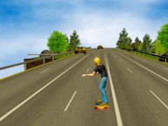 Hoverboard Racer 6 Screenshot