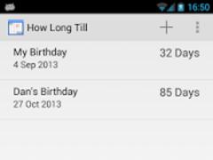 How Long Till 4.1 Screenshot
