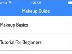 How To Apply Makeup 1.1 Screenshot