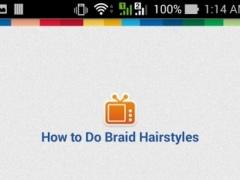 How to Do Braid Hairstyles 21.02.09.01 Screenshot