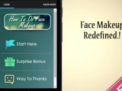 How To Do Face Makeup 2.0 Screenshot
