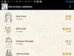 How to Draw: Celebrities 1.03 Screenshot