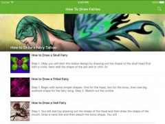 How To Draw Fairies 1.0 Screenshot