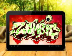 How to Draw Graffiti Letters 1.2 Screenshot