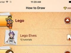 How to Draw Lego Elves Edition 1.0 Screenshot