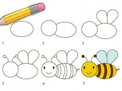 How To Draw ! Make Picture From Alphabets 1.0 Screenshot
