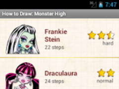 How To Draw Monster High Dolls 2 00 Free Download