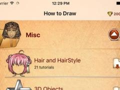 How To Draw Super Hairdo 1.0 Screenshot