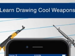 How to Draw Weapons Step by Step 2.1 Screenshot