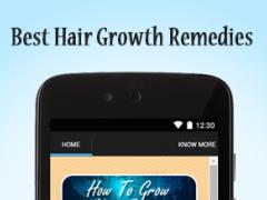 How To Grow Hair Faster 2.0 Screenshot