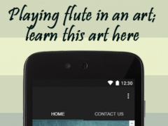 How To Learn Flute 2.0 Screenshot