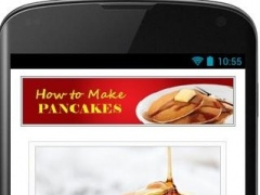 How to Make Pancake Recipes 1.0 Screenshot