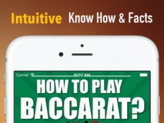 How to Play Baccarat: Strategy Tips and Tutorial 1.0 Screenshot