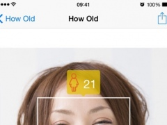 HowOld - How old do you look? 2.0 Screenshot