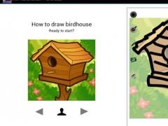 HowToDraw Birds1 5.0 Screenshot