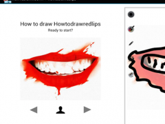 HowToDraw MOUTH 5.0 Screenshot