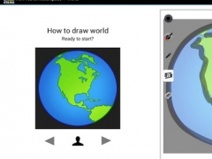 HowToDraw outerspace 5.0 Screenshot