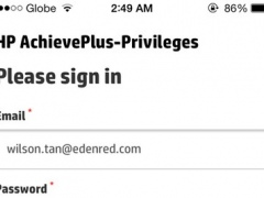 HP AchievePlus - Privileges 1.4 Screenshot