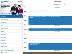 HP Discover 2013 1.5 Screenshot