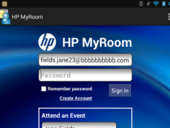 HP MyRoom 10.2.0.0029 Screenshot