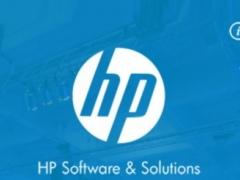 HP Software & Solutions - ME 1.1 Screenshot