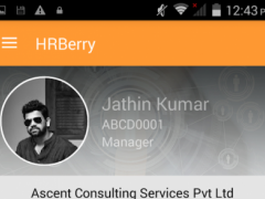 HRBerry - AscentHR 1.3 Screenshot
