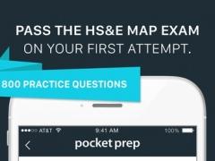 HS&E MAP Exam Prep 2017 Edition 6.0.11 Screenshot