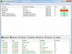 HS Host Monitor 1.0.0 Screenshot