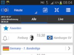 HSV - Hamburger SV App 1.6.9 Screenshot