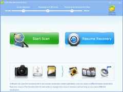 HTC File Recovery Pro 2.8.8 Screenshot