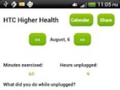 HTC Higher Health 6.0 Screenshot