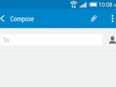 HTC Sense Input-HU 9.7.753080 Screenshot