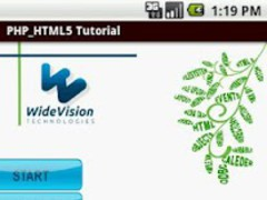 Html5 & Php Tutorial 1.0 Screenshot