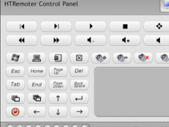 HTPC Remote Control System 1.0.0.5 Screenshot