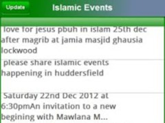 Huddersfield Islamic Society 1.0.0 Screenshot