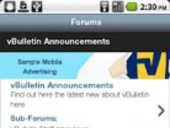 HuddleMobile 1.1.2 Screenshot