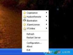 Hudson Remote 2.0.0 Screenshot