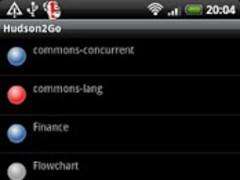 Hudson2Go Lite 1.4.4 Screenshot