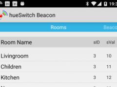 hue Switch Beacon 1.14 Screenshot