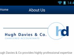 Hugh Davies & Co 2.9.2 Screenshot