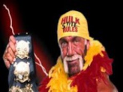 Hulk Hogan Live Wallpaper 3 Screenshot