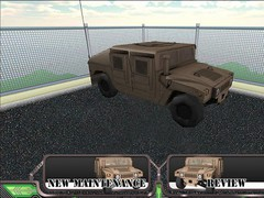 Humvee PMCS 0.9 Screenshot