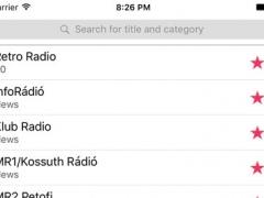 Hungary Radio - Stream Live Radio 1.8 Screenshot