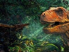 Hungry Dinosaur Forest Wild simulator 1.0 Screenshot