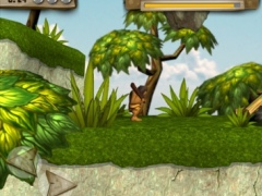 Hungry Dude - Free Game - Let's go back to the prehistoric age, and look how the caveman survive 1.3 Screenshot