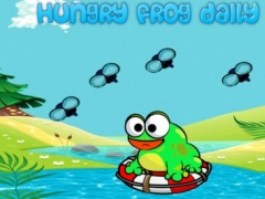 Hungry Frog Daily Catch Balloon Fly Bubble Pop 1.1 Screenshot