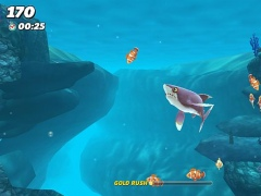Review Screenshot - Shark Game – Feed the Sharks Before They Die