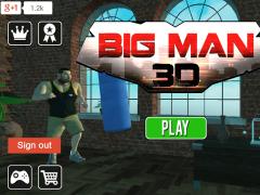 Review Screenshot - Hunk Big Man 3D: Fighting Game