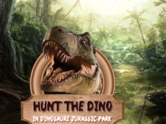 Hunt The Dino : In Dinosaurs Park pro 1.0 Screenshot